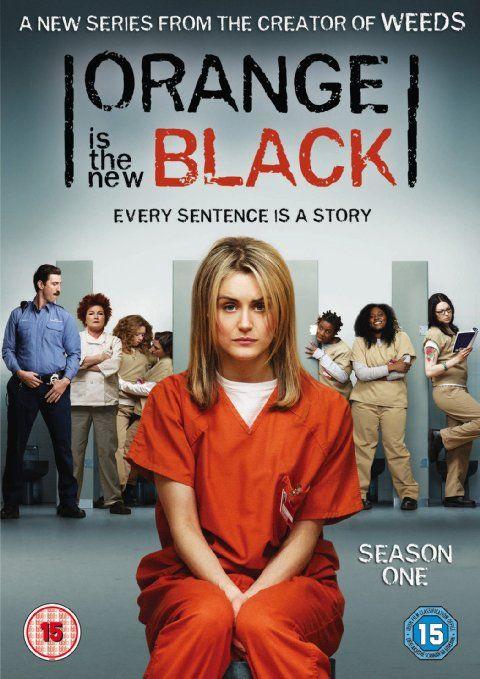 Orange Is the New Black [DVD] [2013]: Amazon.co.uk: Taylor Schilling, Laura Prepon, Jason Biggs, Kate Mulgrew, Michael Harney, Natasha Lyonn...