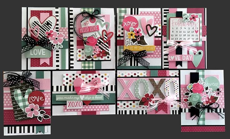 78 best my card kits images on pinterest  handmade