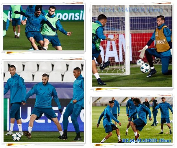 Real Madrid training,in Ciprus! 2017!
