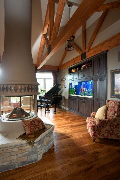 Luxurious Music Room Design~
