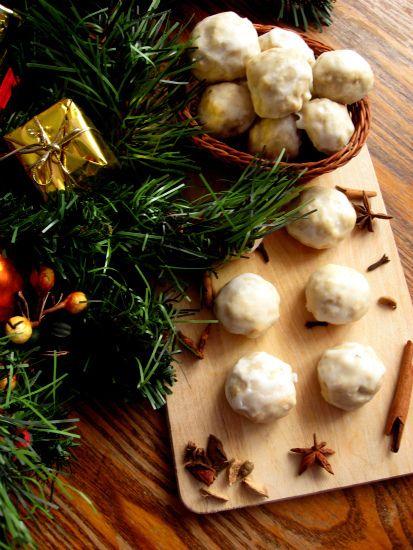 Pfeffernüsse-немецкое рождественское печенье