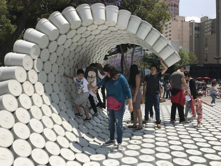 Gallery of One Bucket at a Time / Factor Eficiencia + 5468796 Architecture - 13