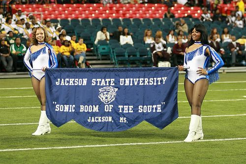 https://flic.kr/p/5XBSYN | IMG_1894 | Jackson State University (JSU) Jackson, MS  The Sonic Boom of the South  SWAC