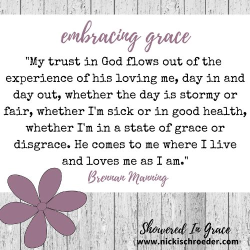 Encouraging women in their daily walk with Jesus. Written by Nicki Schroeder, radio personality, writer and retreat speaker.