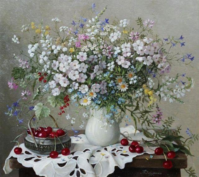 Lydia Datsenko - Still Life (Ukraine)
