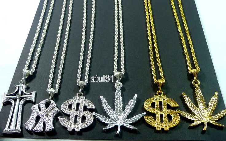 DOLLAR NY CROSS MEDALLION Necklace CHAIN HIP HOP Bling RAPPER GANGSTER Fancy NEW in Clothes, Shoes & Accessories, Fancy Dress & Period Costume, Fancy Dress | eBay