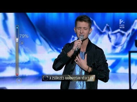 Peter Srámek: Jégszív - www.tv2.hu/risingstar :D