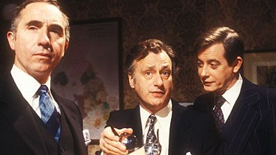 Yes Minister - BBC comedy about politics and double-speak