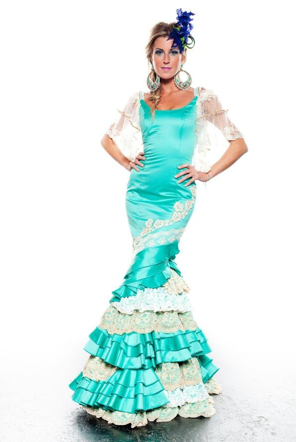 Quiero bailar con este traje de flamenca!!! <3 <3