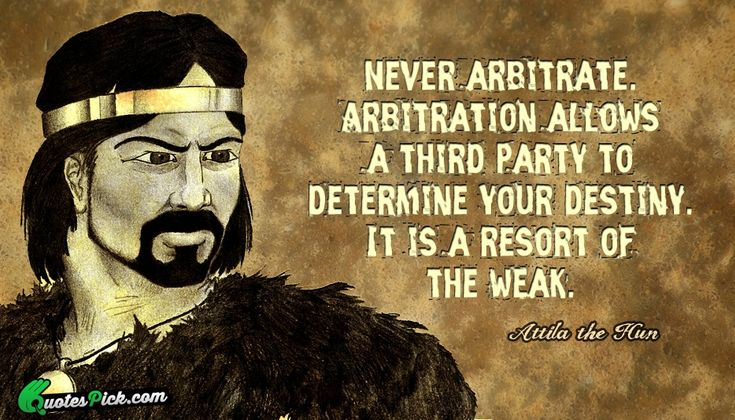 Attila The Hun Quotes