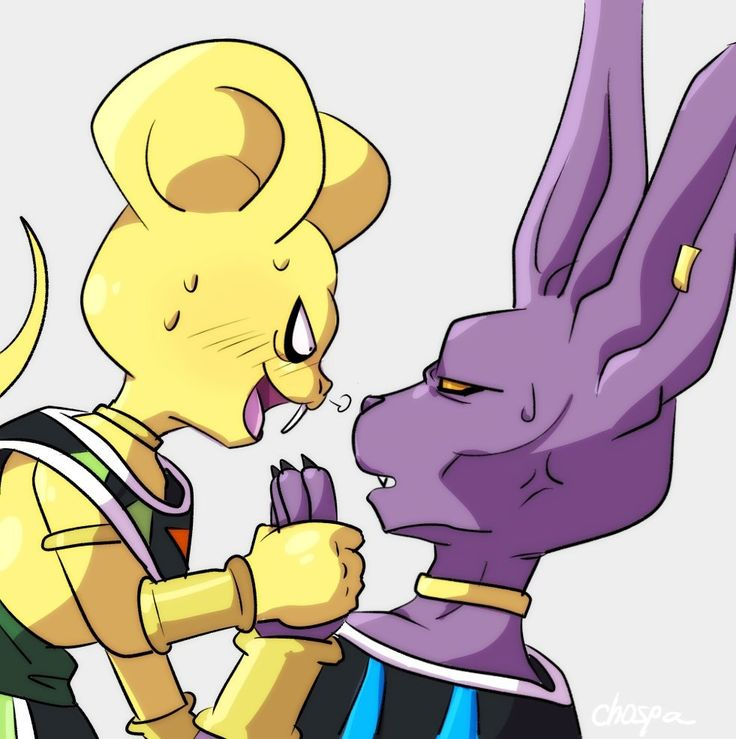 Lord Beerus And Lord Quitela