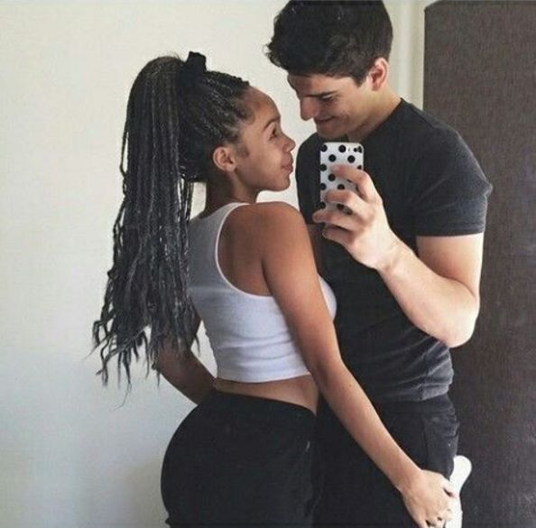 WhiteboysDatingBlackgirls : Photo