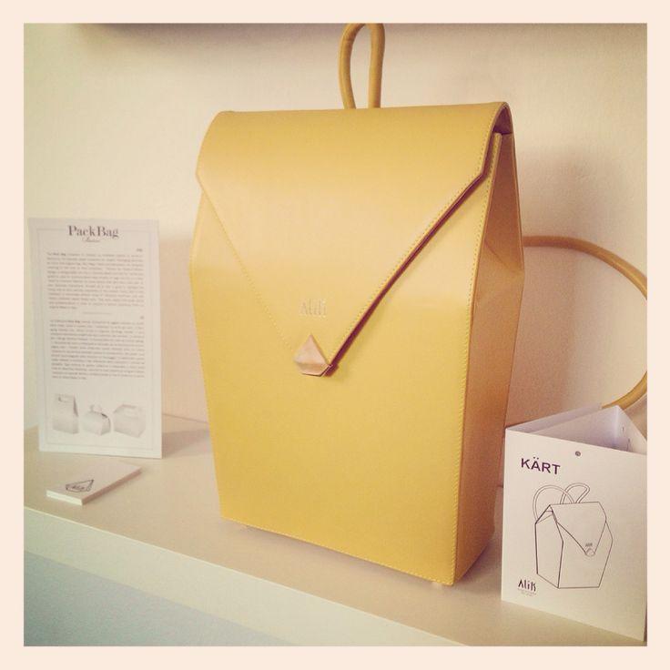 Kärt #Pack Bag collection #Alik