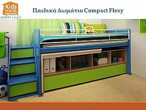 Παιδικό δωμάτιο Compact Flexy