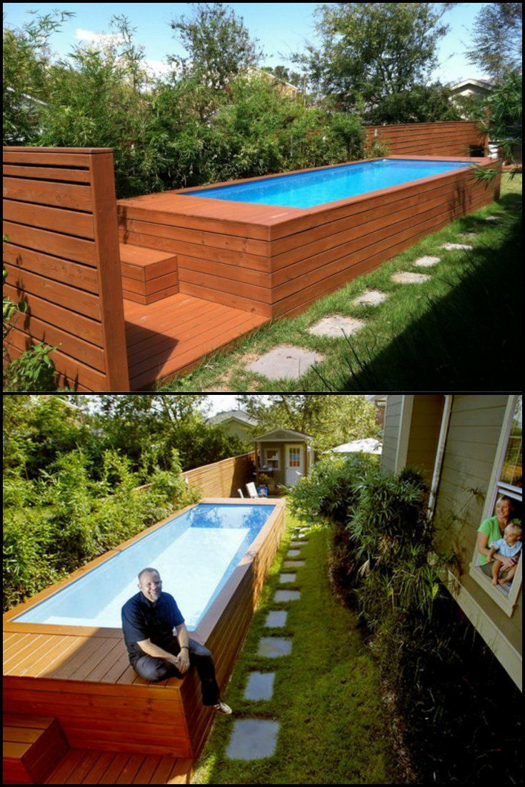 302 best images about swimming pools on pinterest swimming pool designs above ground swimming - Pool container ...