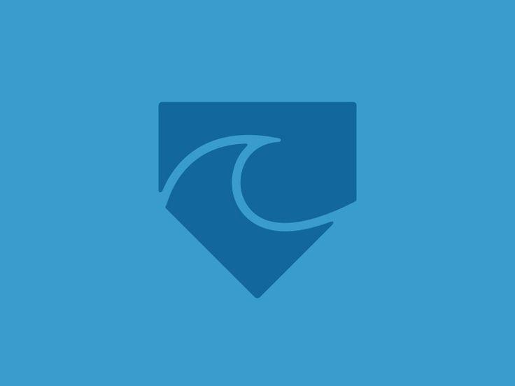 Wave Logo on Dribbble.