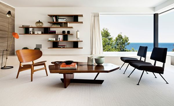 LAPLACE & CO.: setting the stage mid century style
