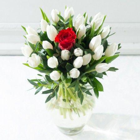 #Valentine's flowers with a twist, do you love them?