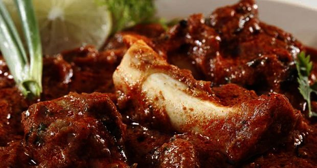 Gongura Mamsam Recipe - Venture into the heart of Andhra Pradesh to unearth a cuisine which is reputed to be the spiciest of all! Chef Srinivas Rao shares his recipe of a spicy Andhra mutton curry.