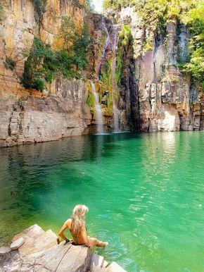 A imagem contém: Capitólio, Minas Gerais, Cachoeira, Cânion