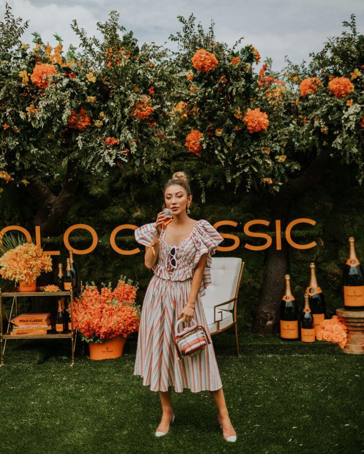 What to Wear to Your Next Blogger Event – Veuve Clicquot event, Veuve Clicquot P…
