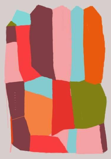 HaloCalo Saatchi Art #art #abstractart #saatchiart