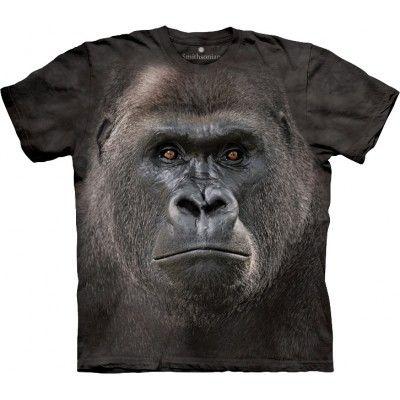 Big Face Lowland Gorilla - 560 punten
