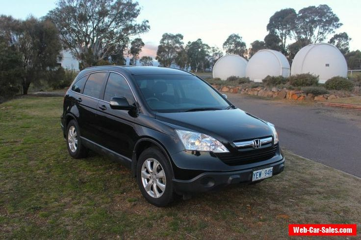 2007 Honda CRV MY07 SUV Night-hawk Black. Price is firm. #honda #crv #forsale #australia