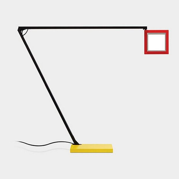 Quattro LED Task Lamp by Robert Sonneman. | Design Is This