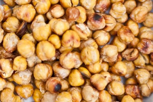 Easy Salt & Vinegar Roasted Chick Peas Recipe on Yummly