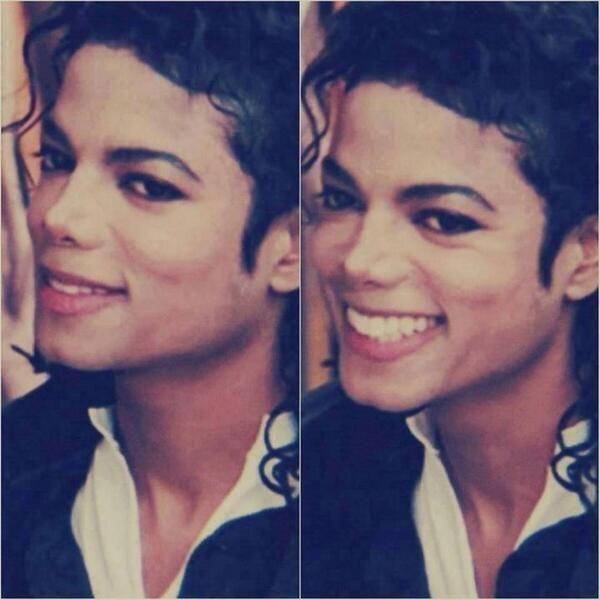 """I've heard men so many times start their sentences with """"no homo, but..."""" when referring to Michael, and you know it's real when straight guys say a man's smile is golden. Just saying."""