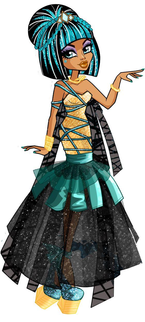 Monster High Halloween costume