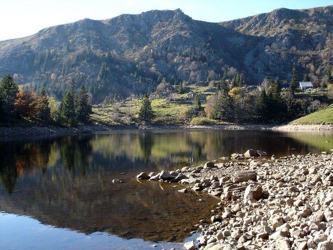 Lac du Forlet - Soultzeren