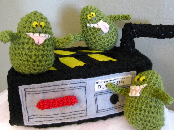 Amigurumi Ghostbusters : 51 best images about ghostbusters on Pinterest