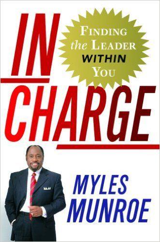 leadership books by myles munroe