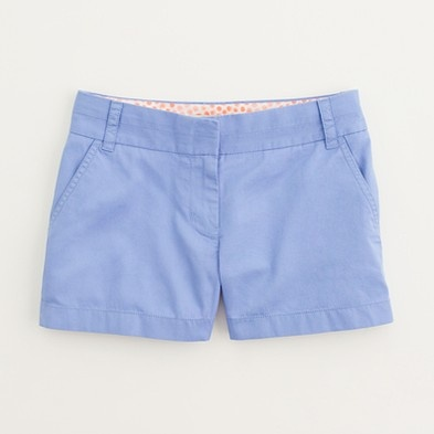 J.Crew shorts! such a pretty color!