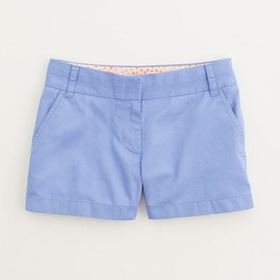 J.Crew shorts! such a pretty color!