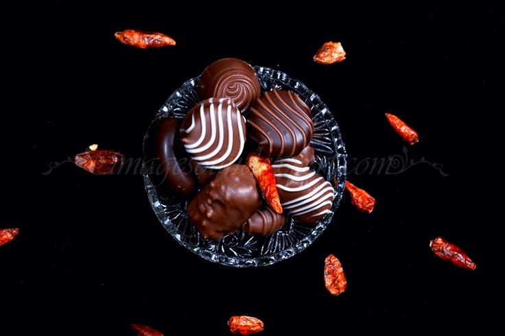Photos des produits - chocolat