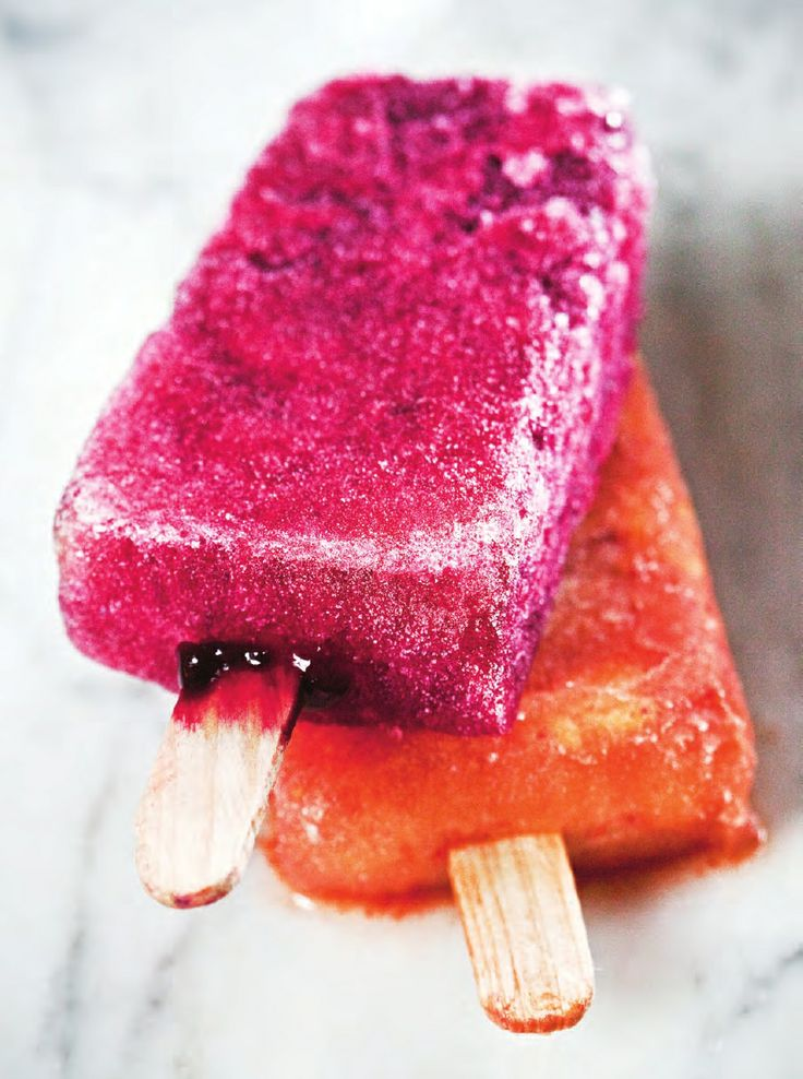 that are paleo safe here see more 1 1 blueberry rhubarb granita stupid ...