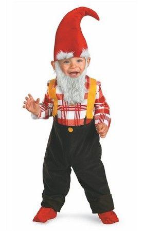 Garden Gnome Costume  sc 1 st  Pinterest & 35 best Halloween Costumes for Boys Canada images on Pinterest ...