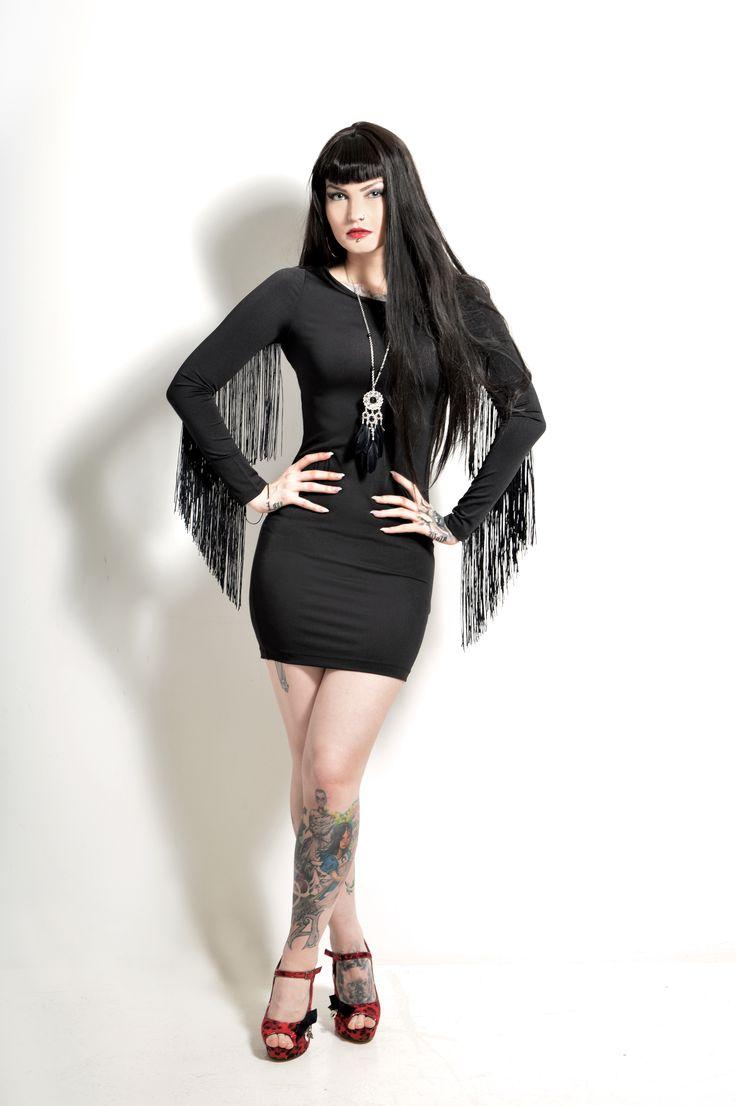 Model: Nina Nonstopable Photo: Leena Flinck Photography