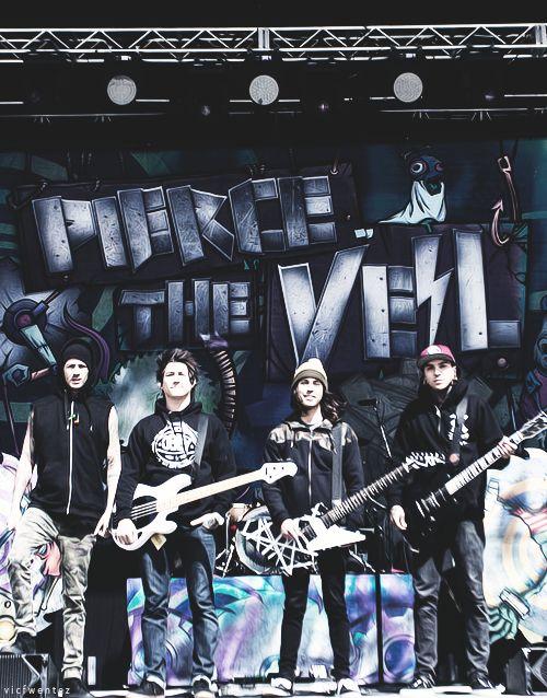 Pierce the veil music bands groups rock