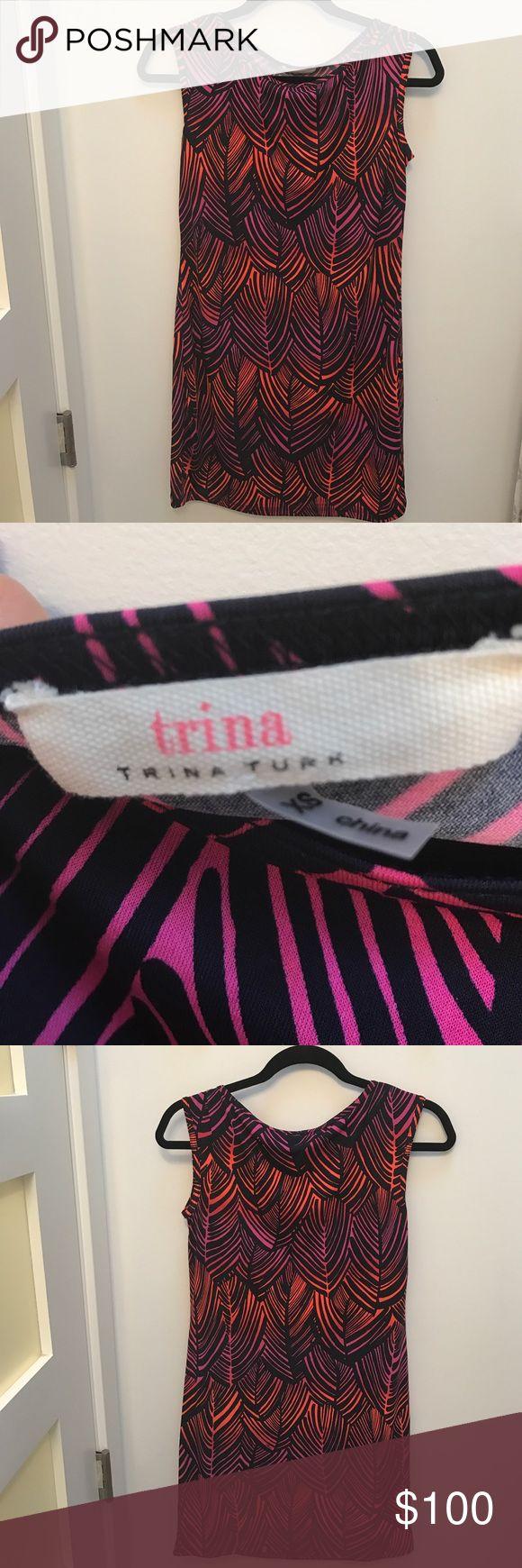Trina Turk dress Colorful Trina Turk dress Trina Turk Dresses