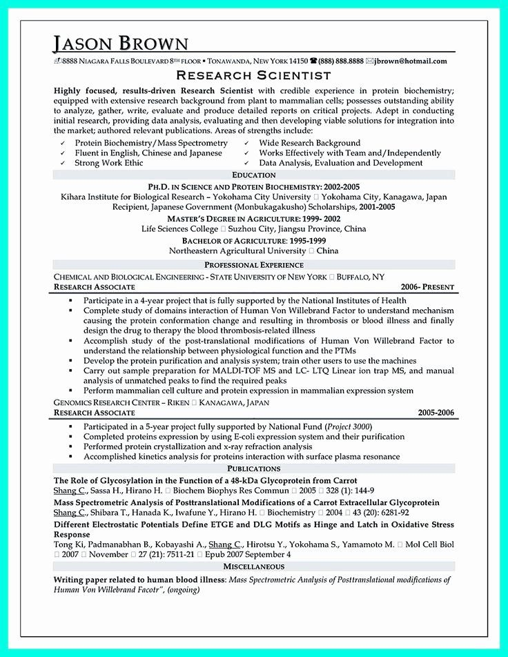 23 Research Assistant Job Description Resume In 2020 Resume