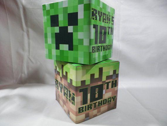 1000 images about minecraft party ideas en pinterest cumplea os ideas par - Jeu de cube comme minecraft ...