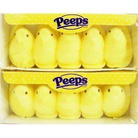 Yellow peeps