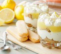Recette Tiramisu facile et rapide au citron