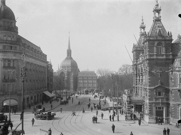 Amsterdam: Leidseplein 1925