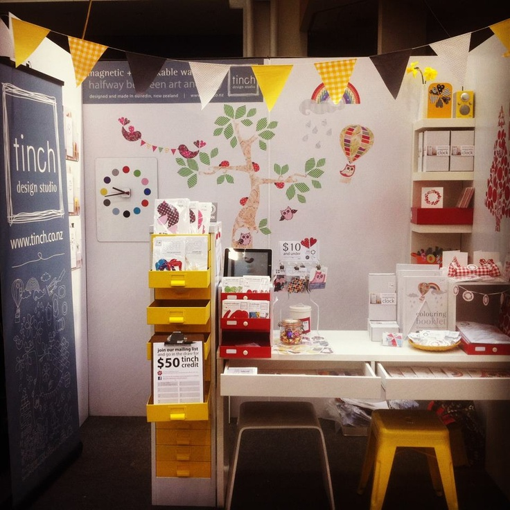 Our stand at the Dunedin Womens Lifestyle Expo Sept 2012