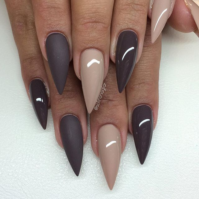 34 best Unghie images on Pinterest | Nail design, Cute nails and ...